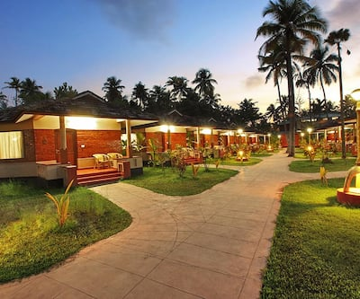 Cherai Beach Resorts,Cochin